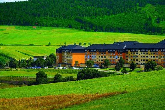 Elldus Resort: Der Ferienpark Oberwiesenthal