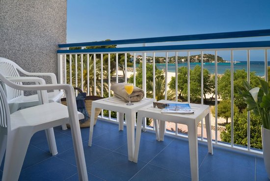 H10 Playas de Mallorca: Guest room with view