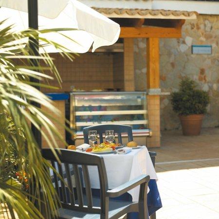 H10 Playas de Mallorca: Restaurant