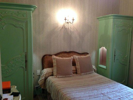 Hotel de Luxe le Cep: 1人で泊まった部屋
