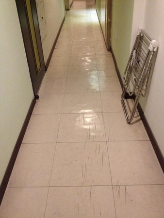 Creatrip House: Corridor