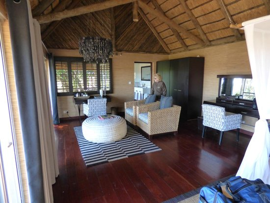 Savute Safari Lodge: Our Lodge