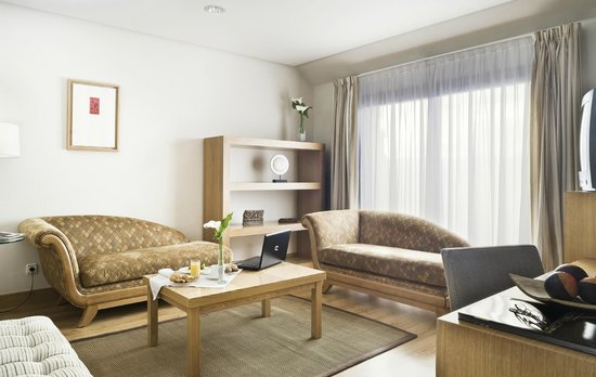 Hesperia Vigo: Guest Room