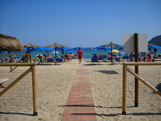 Residence Iselba: spiaggia
