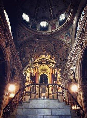 Metropolitan Cathedral (Catedral Metropolitana): catedral de santiago