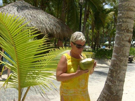 Hotel Riu Palace Macao : coco et rhum l'accord parfait les vitamines