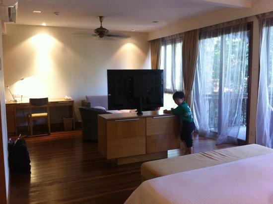 Berjaya Langkawi Resort - Malaysia: Rainforest Studio (so spacious love it!)