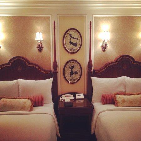 Tokyo Disneyland Hotel : The beds