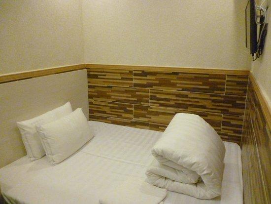 USA Hostel Hong Kong: room