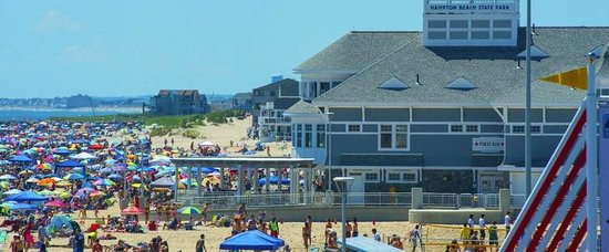 Ashworth by the Sea: Hampton Beach