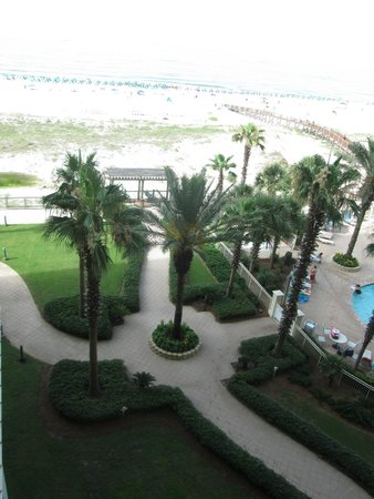 The Beach Club : View from 0604A