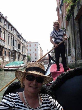 Gran Canal: Passeio de gondola no Canal de Veneza