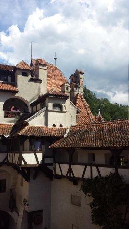 Château de Bran : the castle