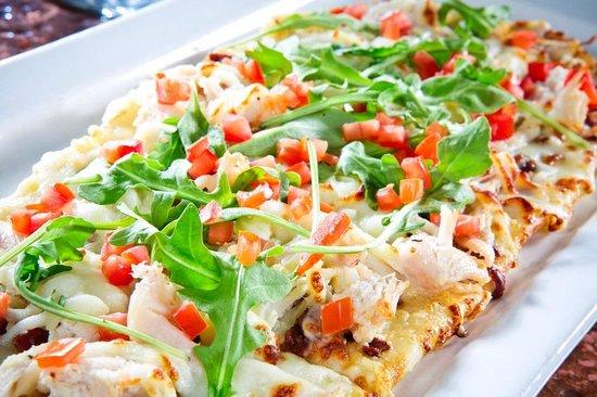Loxley's: Flatbread Pizza