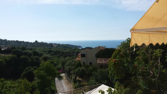 Hotel Alberi Del Paradiso : View from our balcony