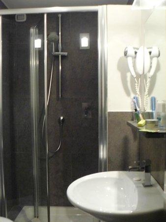 Residenza Borghese: lekkere douche!