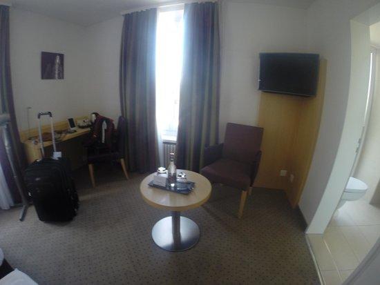 Walhalla Hotel: Room