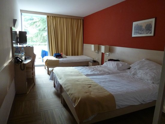 Valamar Crystal : our room 309