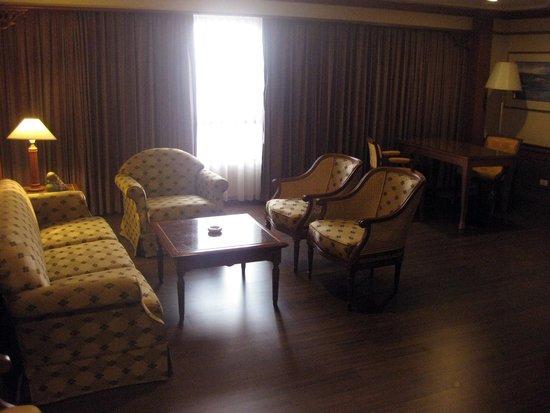 Holiday Inn Chiang Mai: Soggiorno