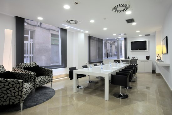 NH Barcelona Ramblas: Meeting Room