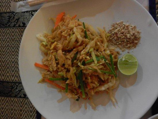 rct restaurant: Pad Thai