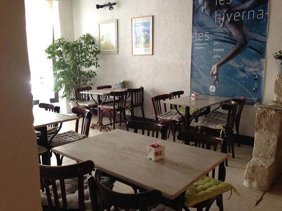 Hotel Boquier : Breakfast room-Boquier