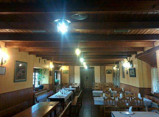 imagen Meson Casa Lucinio en Santiago Millas