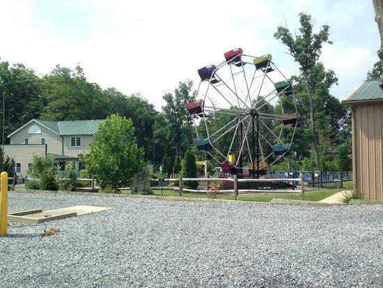 Twin Grove RV Resort & Cottages : Ferris Wheel