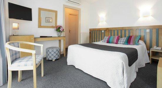 Hotel de Compostelle: Chambre Standard