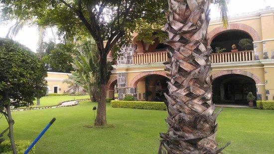 Fiesta Americana Hacienda San Antonio El Puente Cuernavaca : Jardines