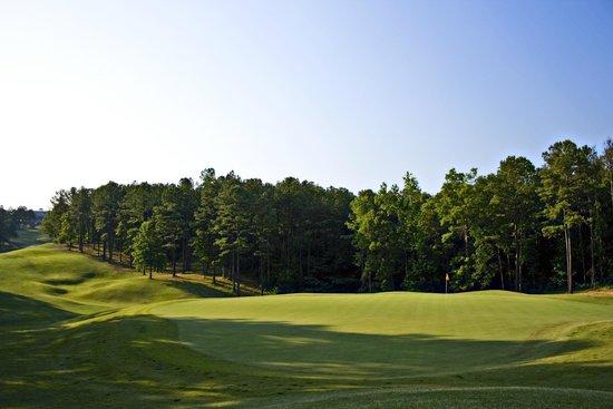 Oxmoor Valley Golf Course: Ridge Course Hole #1