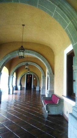 Fiesta Americana Hacienda San Antonio El Puente Cuernavaca: Areas comunes