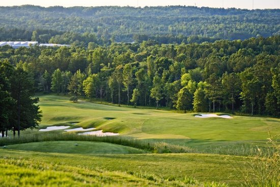 Oxmoor Valley Golf Course: Valley Course Hole #1