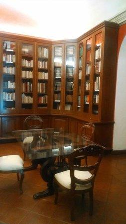 Fiesta Americana Hacienda San Antonio El Puente Cuernavaca: Biblioteca