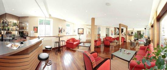 Hotel de Compostelle: Salon