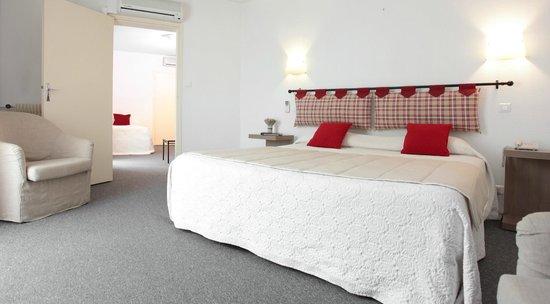 Hôtel de Compostelle : Chambre Familiale / Suite