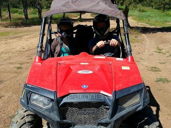 Backbone Adventures : Out ATV