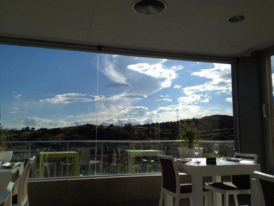 DoubleTree by Hilton Hotel Resort & Spa Reserva del Higueron: Restaurant Al Rolo