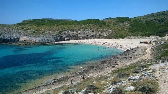 อาร์ตา, สเปน: Cala Torta beach