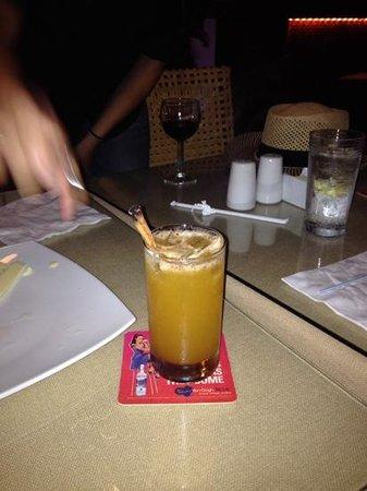 "CasaBlanca Hotel: Firing up the ""Cinnamon Tish"""
