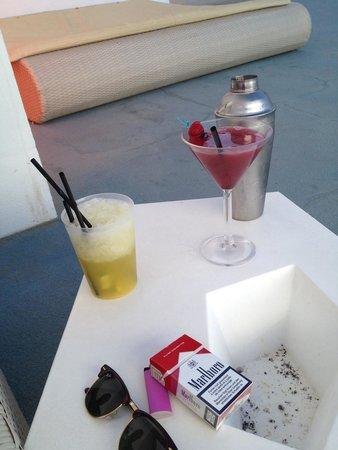 DoubleTree by Hilton Hotel Resort & Spa Reserva del Higueron: Les cocktails, délicieux!!!!!