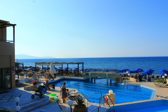 Indigo Mare: View from pool area