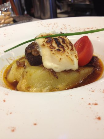 La Azotea : Carrillada