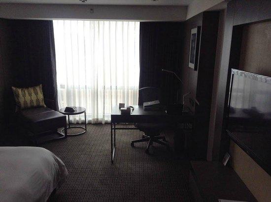 Millennium Seoul Hilton : 客室