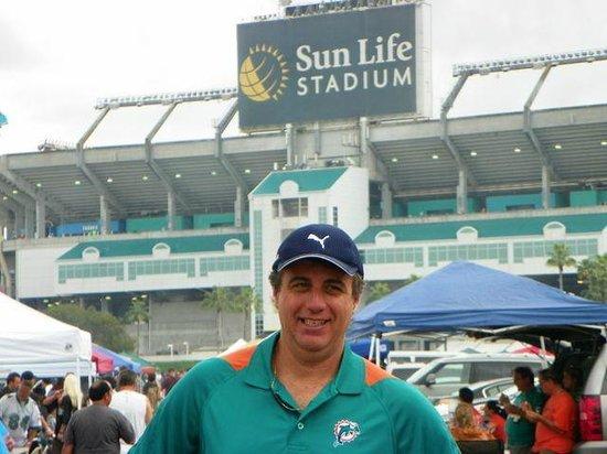 Sun Life Stadium: Sun Life