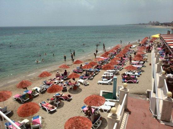 Salamis Bay Conti: Beach