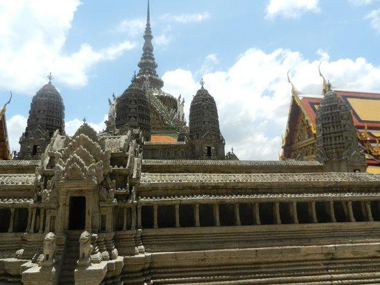The Grand Palace: Vue intérieure