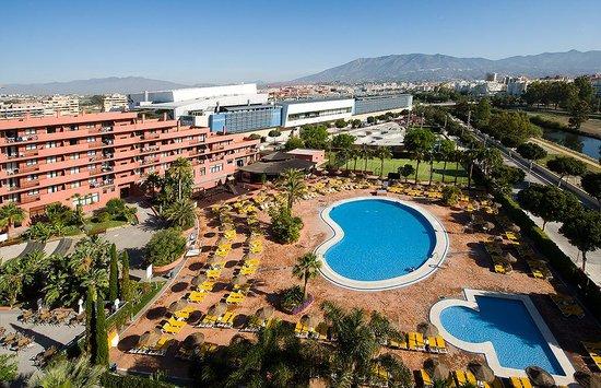 Fuengirola Beach Aparthotel: PANORAMICA HOTEL