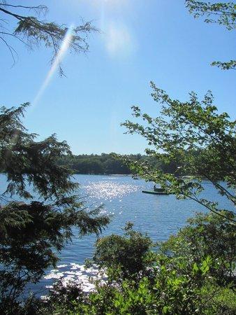 Woodloch Pines Resort: Lake Teedyuskung
