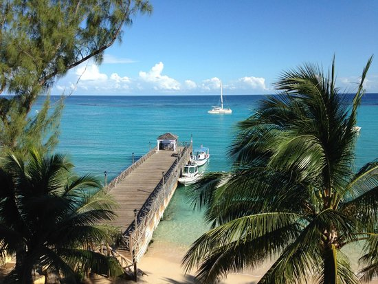 Jewel Dunn's River Beach Resort & Spa, Ocho Rios,Curio Collection by Hilton: View from balcony